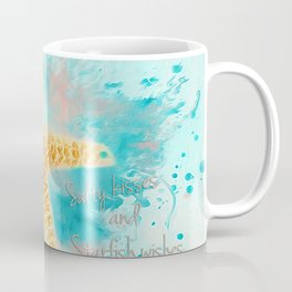 Starfish Wishes Coffee Mug