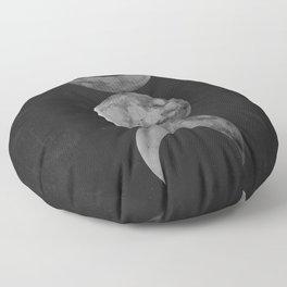 Moon Symbol Floor Pillow