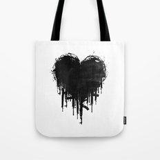 Dark Heart Tote Bag