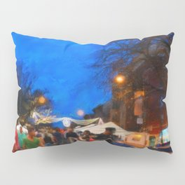 Arthur Avenue, The Bronx Pillow Sham