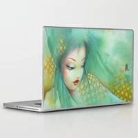 russian Laptop & iPad Skins featuring russian by Misstigri
