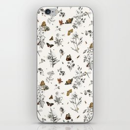 Insect Toile iPhone Skin