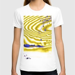 Satin and Lace T-shirt