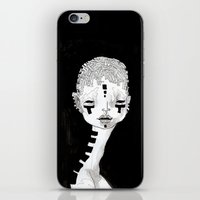 labyrinth iPhone & iPod Skins featuring Labyrinth by Scendre