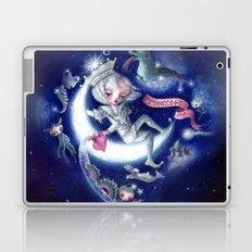 The Aquarius ~Stary sky ver.~ Laptop & iPad Skin