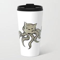 minima - octopuss Metal Travel Mug