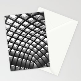 Architectural Art Stationery Cards