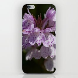 New Forest Marsh Orchid iPhone Skin