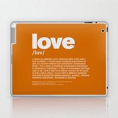 definition LLL - Love 10 Laptop & iPad Skin