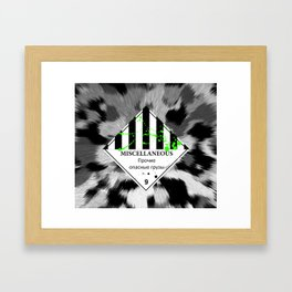 Misc Framed Art Print