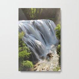 The waterfalls Metal Print