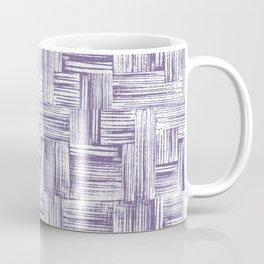 Stamped Lines One Coffee Mug