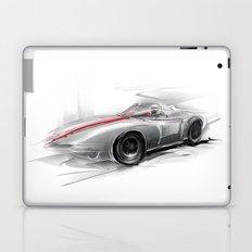 racing car Laptop & iPad Skin
