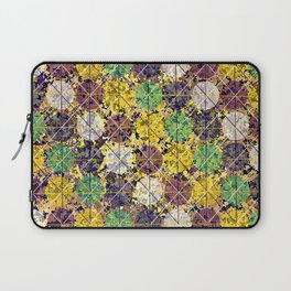 Pattern circles joined Laptop Sleeve