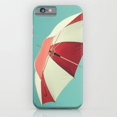 Rainy Days don't Last Forever Slim Case iPhone 6s