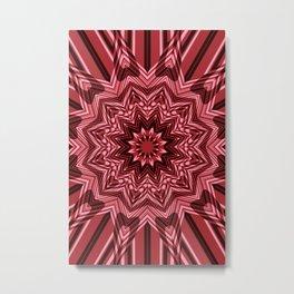 Kaleidoscope 3 Metal Print