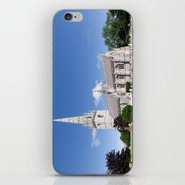 Bodelwyddan church iPhone Skin