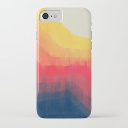 Sounds Of Distance iPhone Case