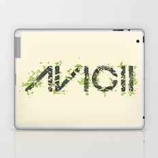 Grunge Avacii  Laptop & iPad Skin
