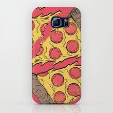 Pizza Party! Galaxy S6 Slim Case