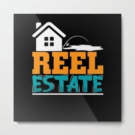 Real Estate Metal Print