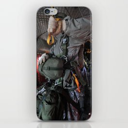 Special Forces Airborne Jump iPhone Skin