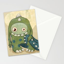 Monster-03 Stationery Cards