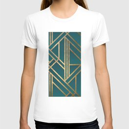 Art Deco Graphic No. 213 T-shirt