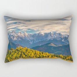 Boundary Lines #prints #society6 Rectangular Pillow