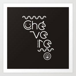 ¡Chévere! Art Print