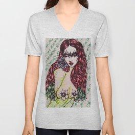 Bella Florentina Poison Ivy Limited Edition Unisex V-Neck