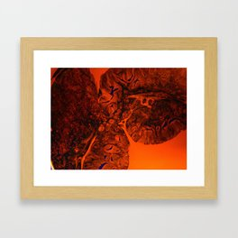 Infest Framed Art Print