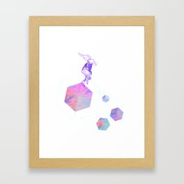 Ivory Tower Framed Art Print