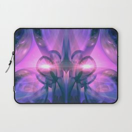 Light and Crystal Symphony Laptop Sleeve