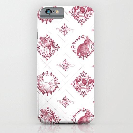 Animal farm II iPhone & iPod Case