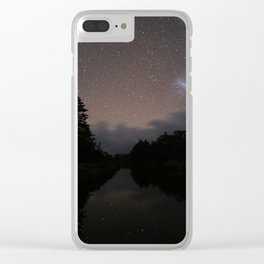 Kaitoke Stream, Great Barrier Island Clear iPhone Case