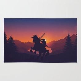 Legend Of Zelda Link Rug