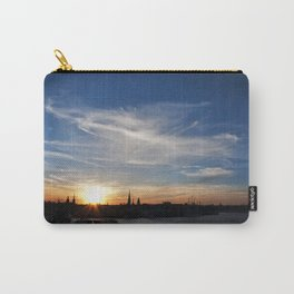 Stockholm sunset Carry-All Pouch