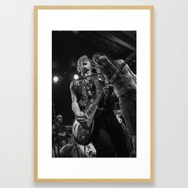 Nightbeast Framed Art Print
