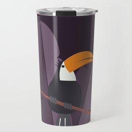 Toucan card - Welcome Travel Mug