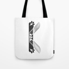 "Tao ""Letter K"" Tote Bag"