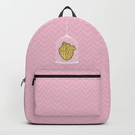 The Caged Heart Backpack