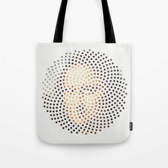 Optical Illusions - famous works of art 1 Tote Bag