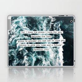 Jeremiah Ocean Laptop & iPad Skin