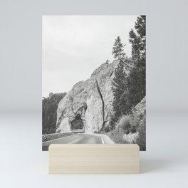 Mountain Drive Mini Art Print