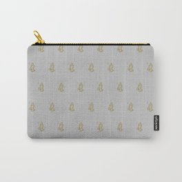 6 God - Heather Carry-All Pouch