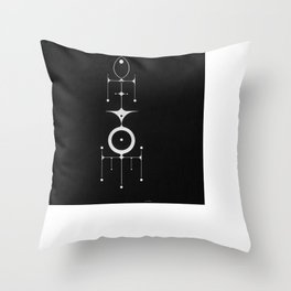 Raylians Song 2 Throw Pillow