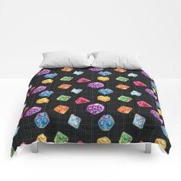Dungeon Master Dice Comforters