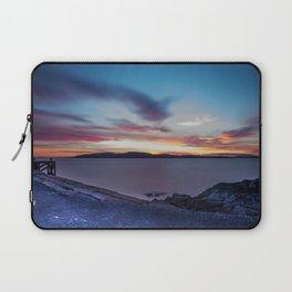Glorious Blue Night Laptop Sleeve