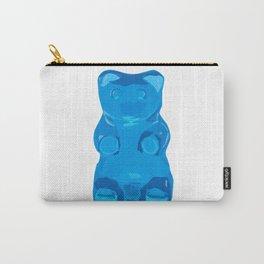 Blue Gummybear Carry-All Pouch